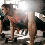 Styrketräning: Bli starkare, mer tonad och hälsosammare