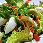 Hälsosamma sallader